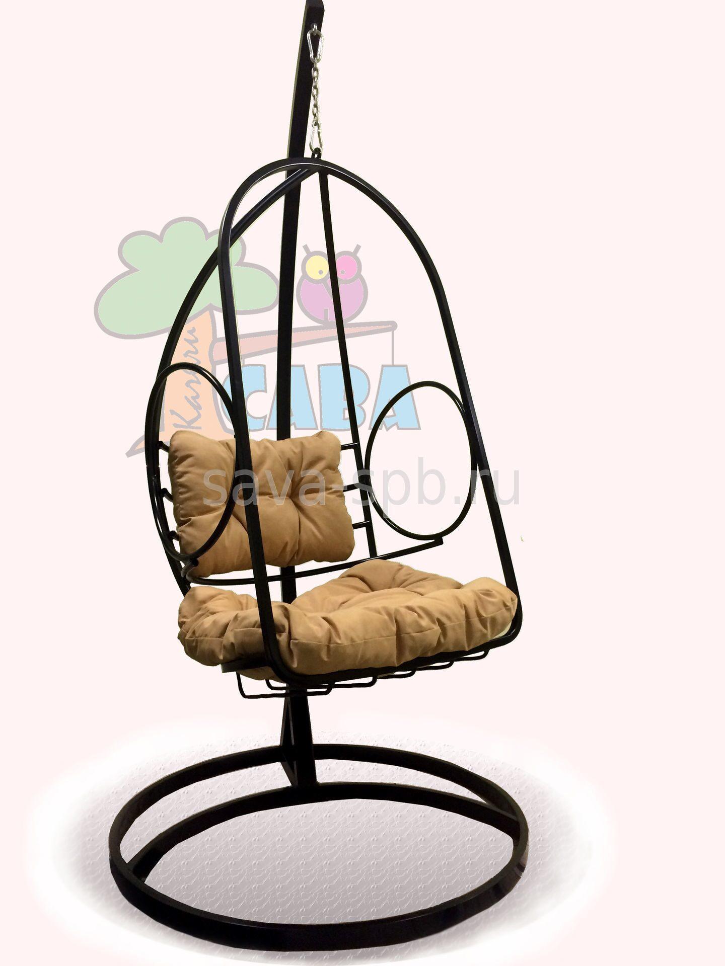 Подвесное кресло -кокон своими руками : мастер -класс 19